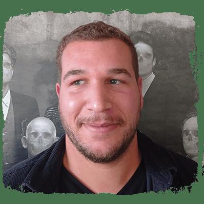 Benoit Chrétien Coordinateur des actions culturelles & Pôle jeunes publics